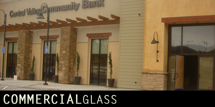 Fresno Commercial Glass
