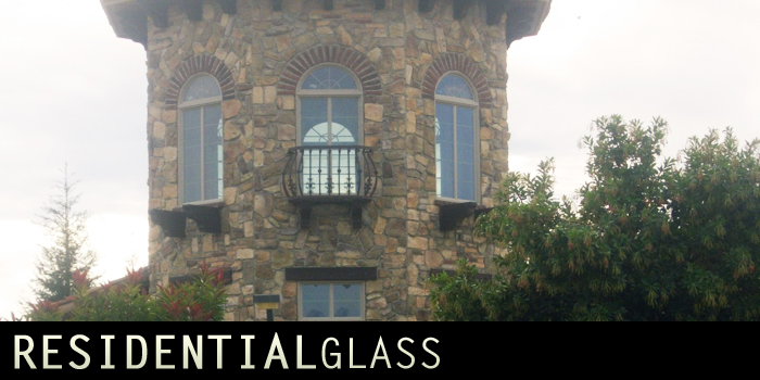 Fresno Residential Glass
